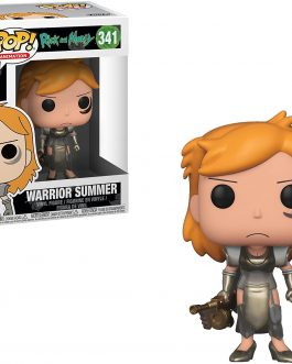 Funko POP Warrior Summer – Rick And Morty