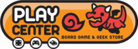 Logo playcenter juegos de mesa