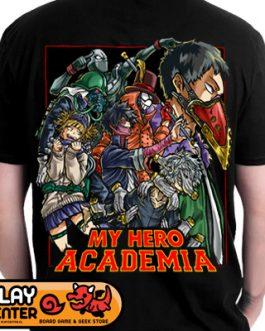 Polera My Hero Academia