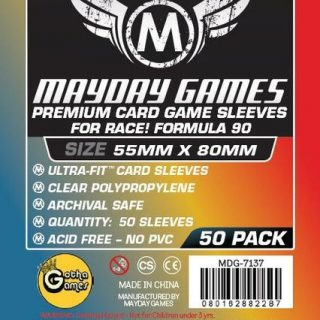 Mayday Race! Formula 90 - Premium: 55 x 80 mm