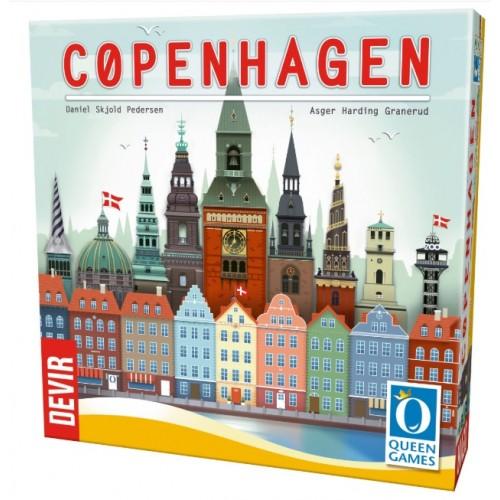 Juego de Mesa Copenhagen