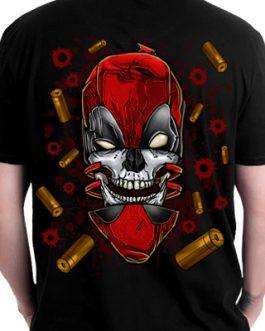 Polera Deadpool