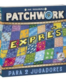 Juego de Mesa Patchwork Expres