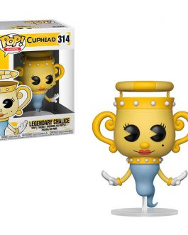 Funko Pop Cuphead Legendary Chalice