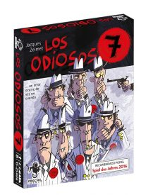 LOS ODIOSOS 7