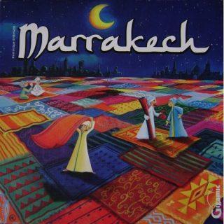 Juego de Mesa Marrakech