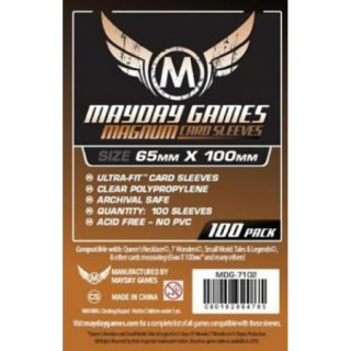 Mayday Magnum Copper : 65 x 100 mm