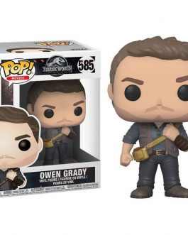 Funko Pop Jurassic World Owen
