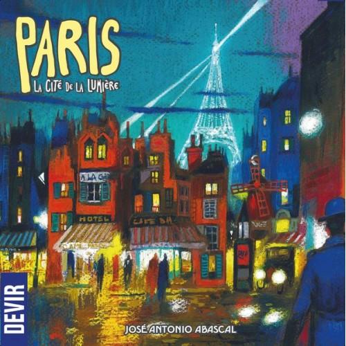 Juego de mesa Paris, La Cite de la Lumiere