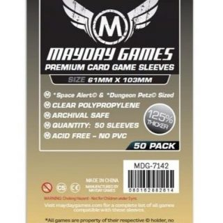 Mayday Magnum Space (N) - Premium: 61 x 103 mm