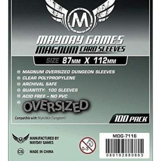 Mayday 87×112 Magnum Oversized