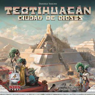 Juego de mesa Teotihuacan: Ciudad de Dioses