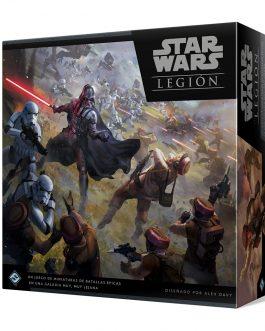 Juego de Mesa Star Wars Legion Caja Base