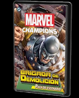 Juego de Mesa Marvel Champions: Brigada de Demolición