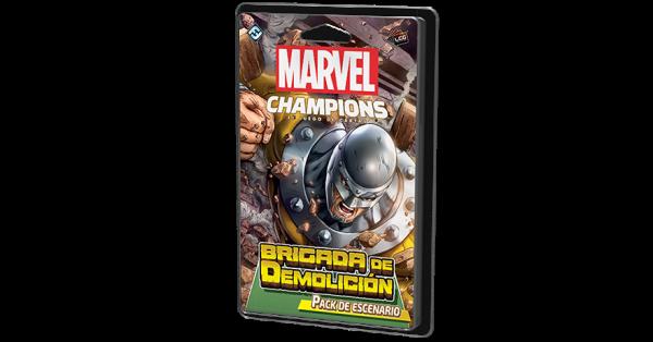 Marvel Champions: Brigada de Demolicion