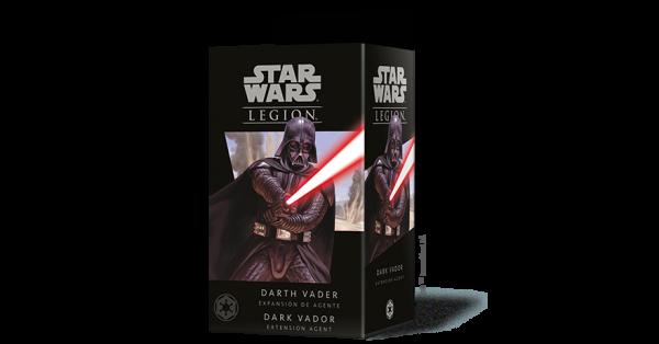 Juego de Mesa Star Wars Legion: Darth Vader Expansión de Agente