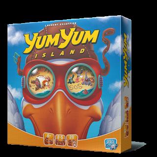 Juego de Mesa Yum Yum Island