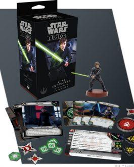 Juego de Mesa  Star Wars Legion: Luke Skywalker Expansión de Agente