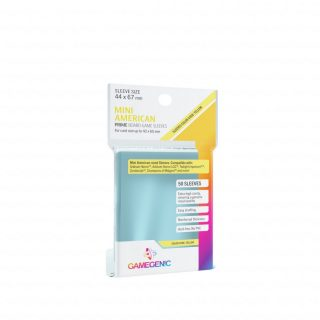 Protectores PRIME BG Sleeves - Mini American (44 x 67 mm)
