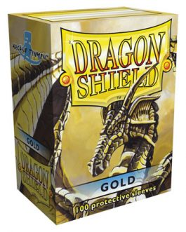 Protectores Dragon Shield Dorado
