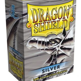 Protectores Dragon Shield Plateado