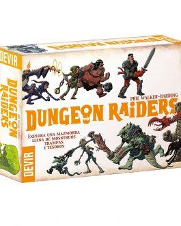 Juego de Mesa Dungeon Raider Nueva Edición