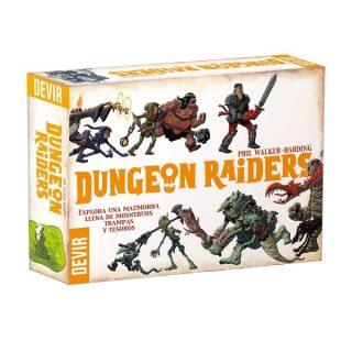 Dungeon raiders Nueva edición