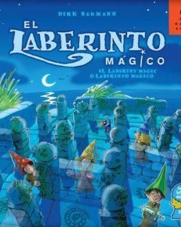 Juego de Mesa El Laberinto Magico