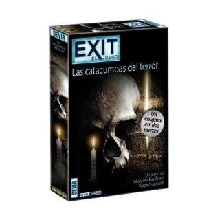 Juego de Mesa Exit Las Catacumbas del Terror