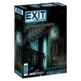 Juego de Mesa Exit: La Mansion Siniestra