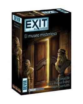 Juego de Mesa Exit: el Museo Misterioso
