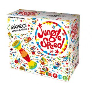 Juego de Mesa Jungle Speed Skwat