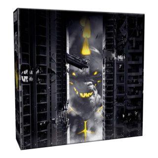 Juego de Mesa King of Tokyo: Edición Oscura