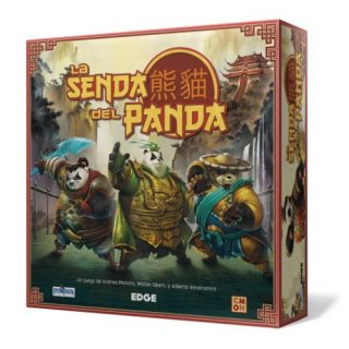 Juego de Mesa La senda del panda