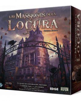Juego de Mesa Las mansiones de la locura – Segunda edición