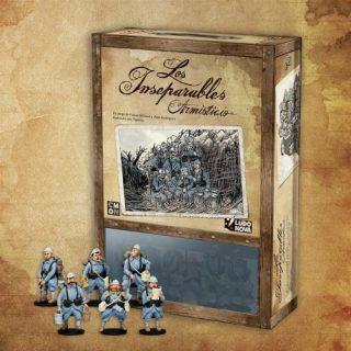 Juego de Mesa Los Inseparables: Edición Especial Armisticio