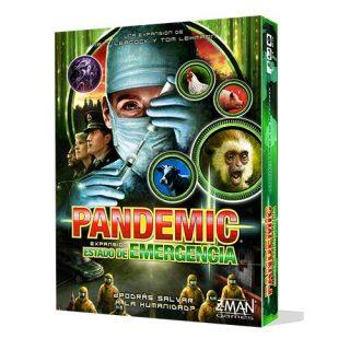 Juego de Mesa Pandemic: Estado de Emergencia