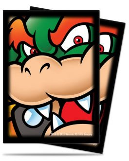UltraPro: Protectores de Cartas Super Mario Bros 66 x 91 mm