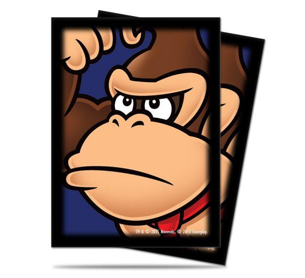UltraPro: Protectores de Cartas Super Mario Bros 66 x 91 mm