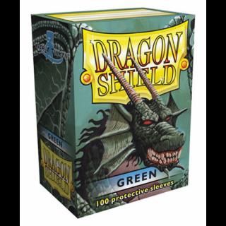 Protectores Dragon Shield Classic Green