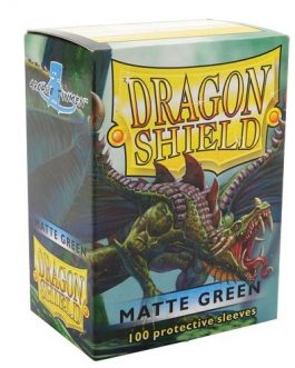 Protectores Dragon Shield Matte – Green