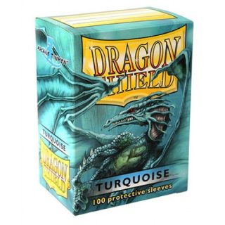 Protectores Dragon Shield Turquesa