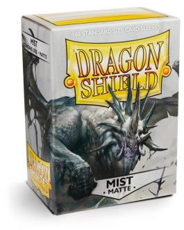 Protectores Dragon Shield MATTE Sleeves (100) – Mist