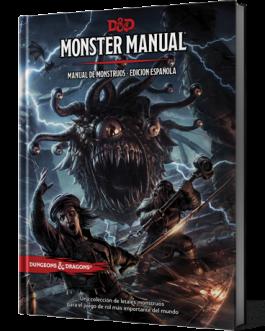 Dungeons & Dragons: Manual de Monstruos Edición Español