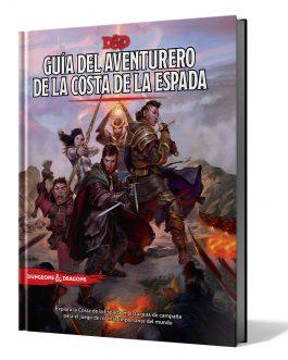 Dungeons & Dragons: Guía del Aventurero de la Costa de la Espada