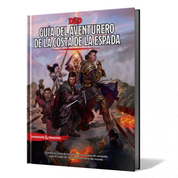 Dungeons and Dragons: La Guia del Aventurero de la Costa de la Espada