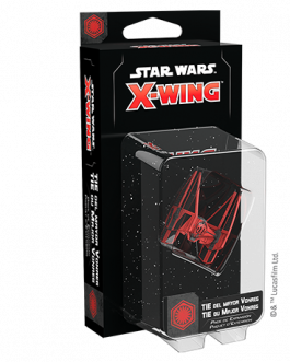 X-Wing 2nd Ed: TIE del Mayor Vonnreg