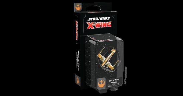 X-Wing 2nd Ed: Bola de Fuego
