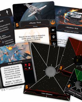 X-Wing 2nd Ed: Ases estelares