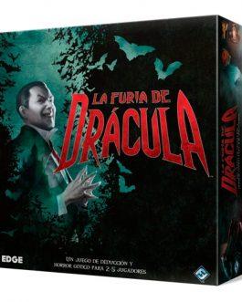 Juego de Mesa: La furia de Dracula – Tercera edición